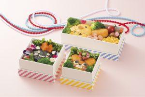 ハコスタイルストライプ弁当箱イメージ