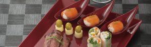 現代風おせち料理プレート